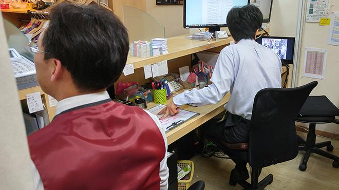 お仕事風景02