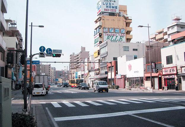 曙町駅周辺の写真