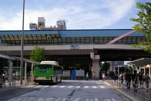 葛西駅周辺の写真