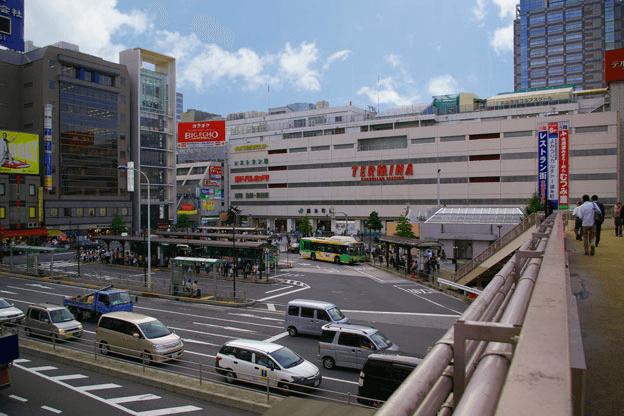 錦糸町駅周辺の写真