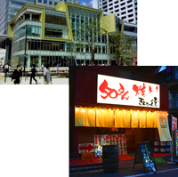 錦糸町駅周辺の施設