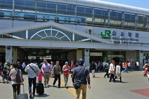 桜木町駅周辺の写真