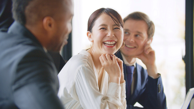 Native English Speaking Staff