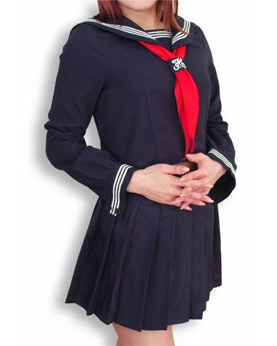 セーラー紺(長袖)