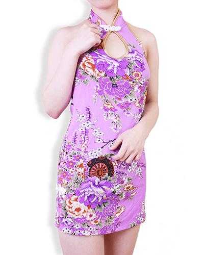 チャイナ紫