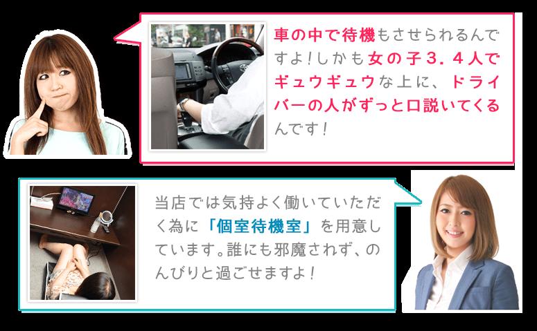 【待遇・環境がイイ!】のQ&A2