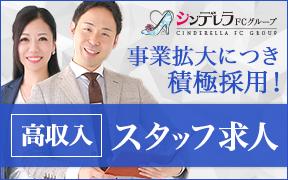 シンデレラFCグループ高収入風俗男性求人【幹部ナビ】東京・横浜・埼玉・関東