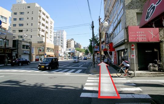 黄金阪東大通り①
