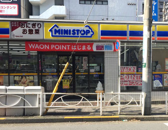 ミニストップ江東橋店