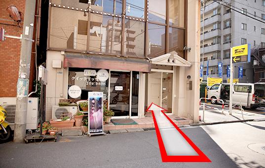 錦糸町人妻ヒットパレードへの道順9