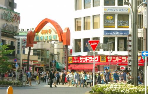 東京高円寺(杉並区)の風俗男性求人