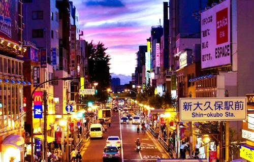 東京新大久保の風俗男性求人