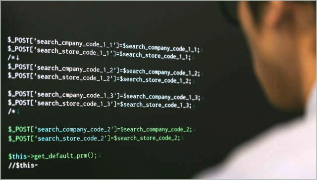 風俗WEBスタッフの職種5 プログラマー・システムエンジニア