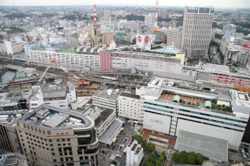横浜の男性風俗求人が盛り上がる街「横浜駅周辺」