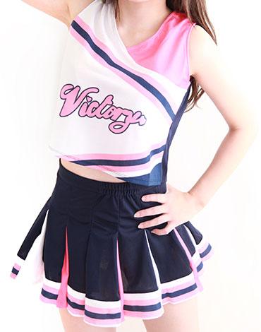チアガール(ピンク)