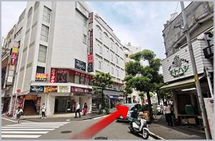 五反田人妻ヒットパレードへの道順7