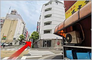 五反田人妻ヒットパレードへの道順8