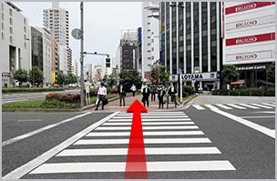 五反田人妻ヒットパレードへの道順3