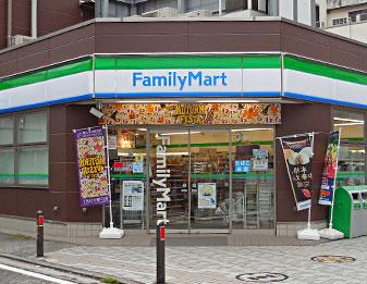 ファミリーマート伊勢佐木モール店