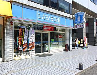 ローソン鶴屋町二丁目店
