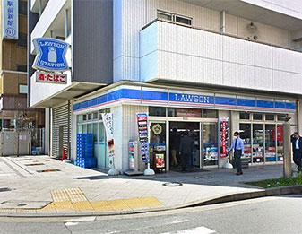 ローソン新横浜スタジアム通り店
