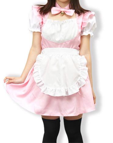 メイド(ピンク)